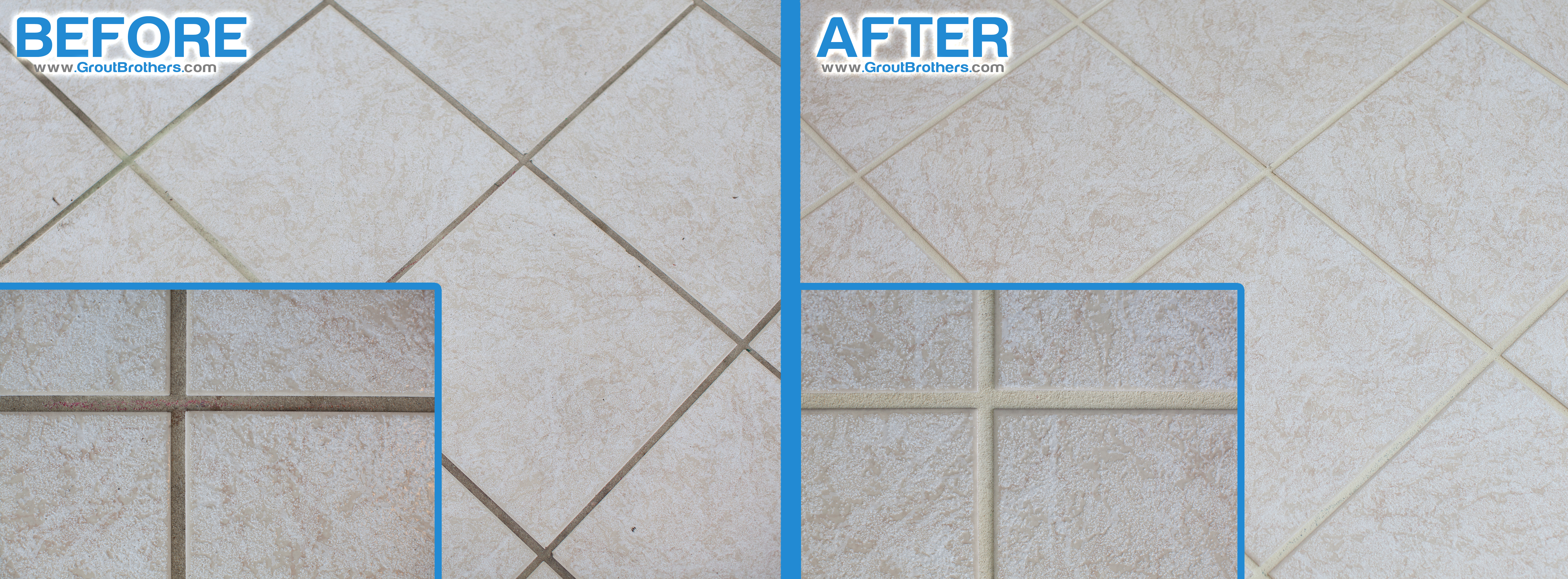 Services grout brothers tile grout cleaning restoration co tile grout cleaning venice dailygadgetfo Gallery