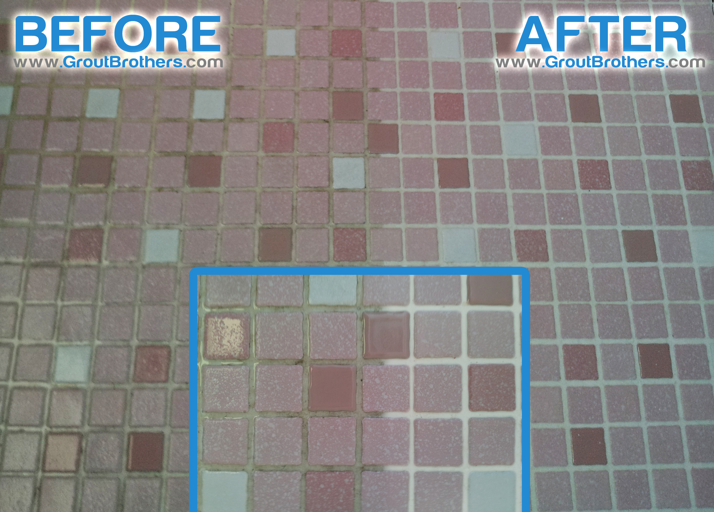 Professional tile and grout cleaning englewood fl grout brothers tile and grout cleaning dailygadgetfo Images
